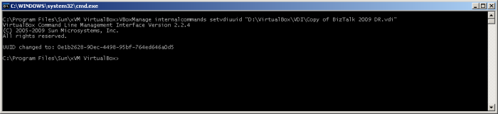 virtualbox-setvdiuuid